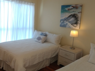 Second bedroom on upper level
