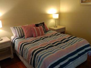 Upper level main bedroom ensuited